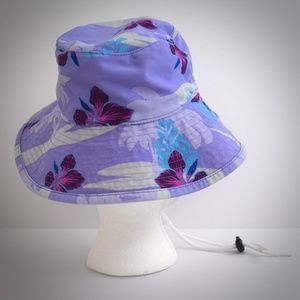 ac9e7914608 Tuga Accessories - Tuga Girls Reversible Bucket Hat M Floral UPF 50